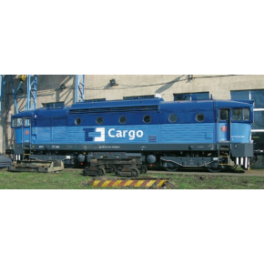 Locomotive Rh750 CD cargo Roco HO