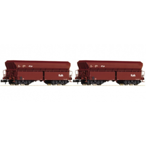 Set 2 wagons tremie NS N Fleischmann N